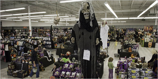 How Halloween Stores Can Really Sink Their Teeth Into Sales - Name ...