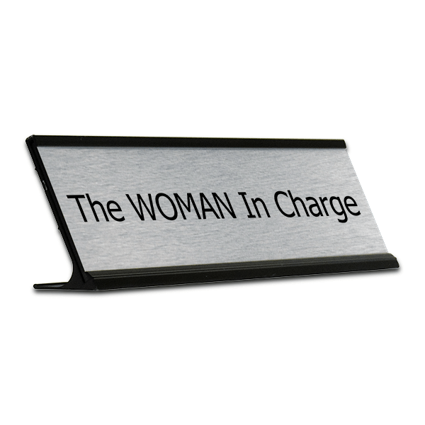 The WOMAN In Charge