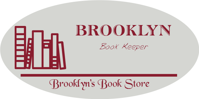 Book Store 3 Line Oval Name Tag