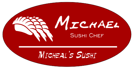 Oval 3 Line Sushi Restaurant Name Badge B