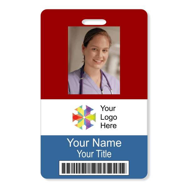 Photo ID Badge - Style100