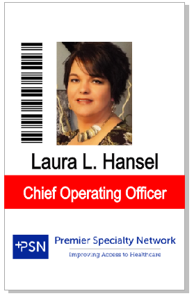 Premier Specialty Network IDs