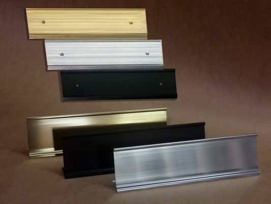 Grace College Name Plate Holders Only